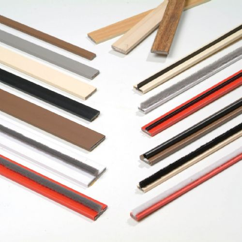 Fire Door Seals - PVC Carrier